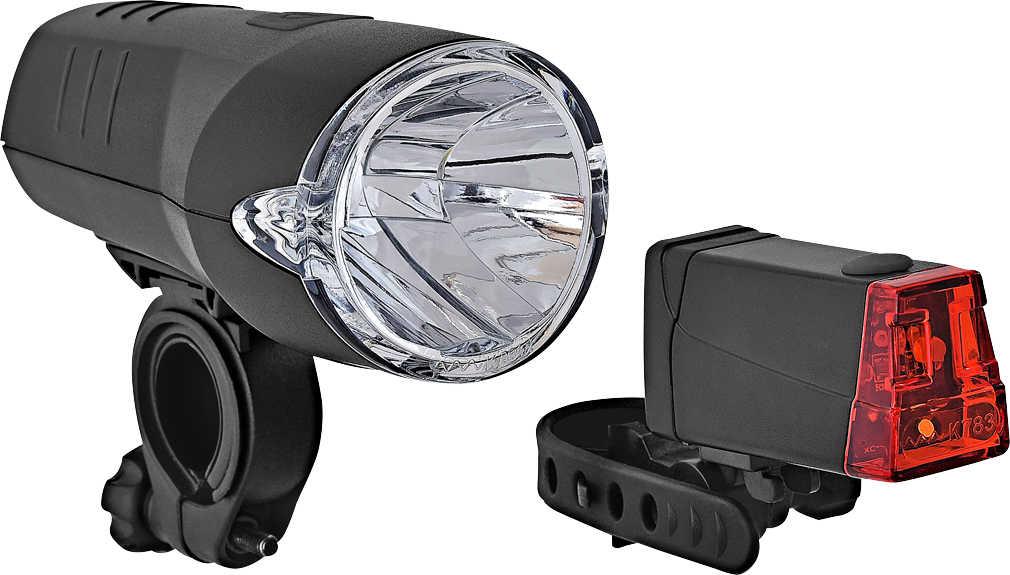 Abbildung des Angebots XERFIRA LED-Batterieleuchten-Set