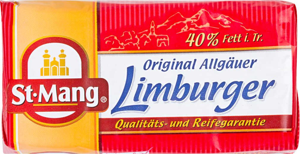 Abbildung des Angebots ST. MANG Orig. Allgäuer Limburger oder Rubius