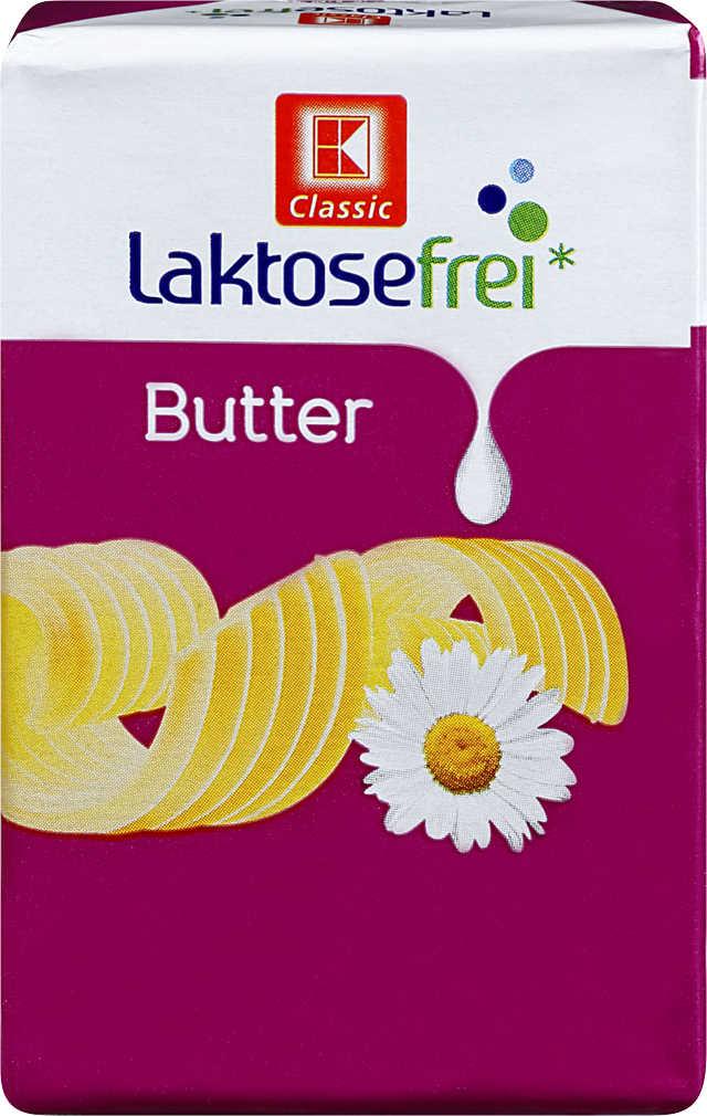 Abbildung des Angebots K-CLASSIC LAKTOSEFREI Butter