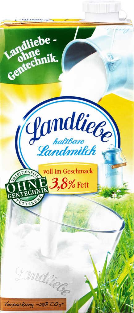 Abbildung des Angebots LANDLIEBE haltbare Landmilch