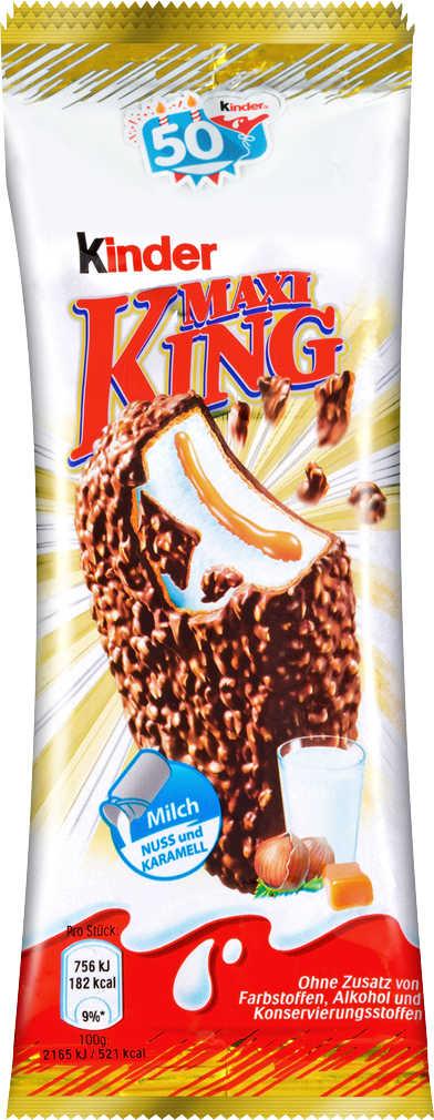 Abbildung des Angebots KINDER Maxi King
