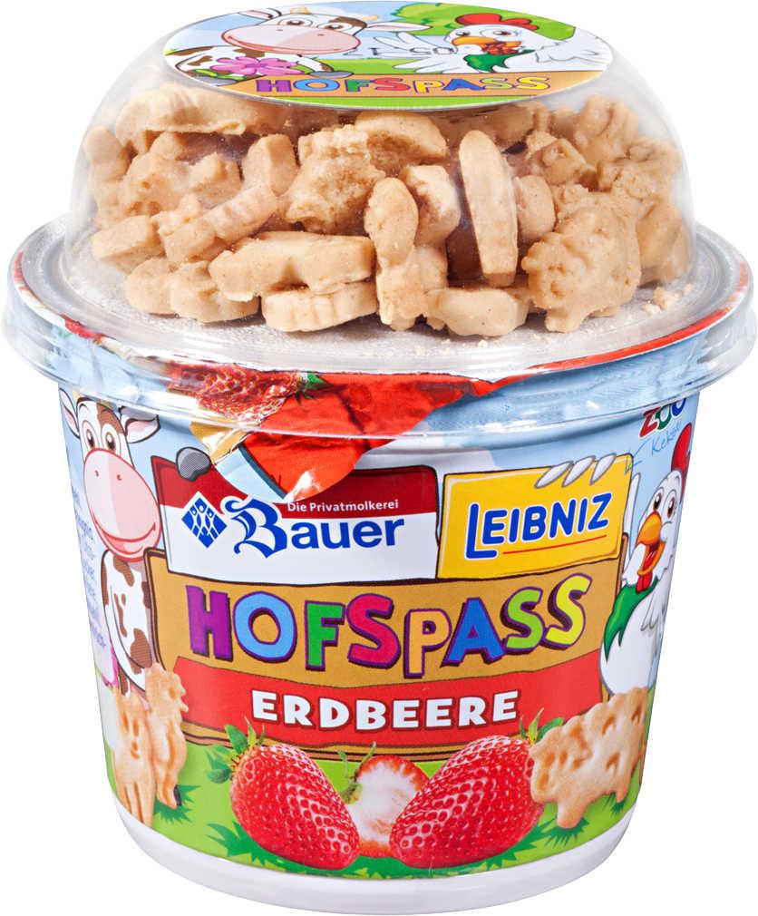 Abbildung des Angebots BAUER & LEIBNITZ Hofspass Fruchtjoghurt