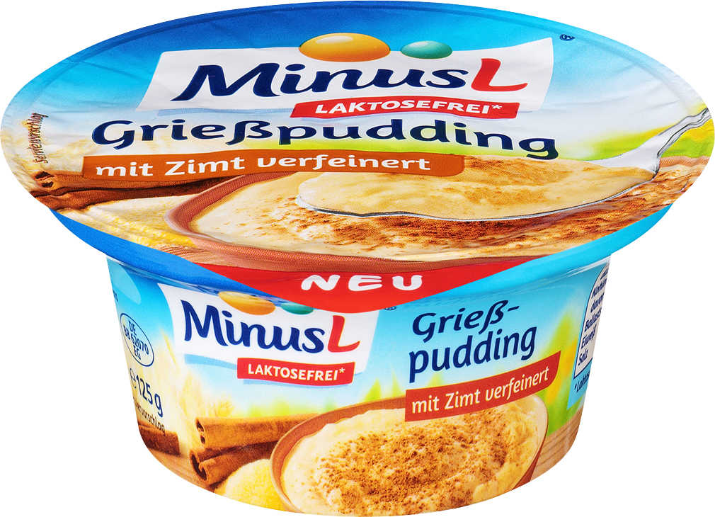 Abbildung des Angebots MINUS L Grießpudding laktosefrei