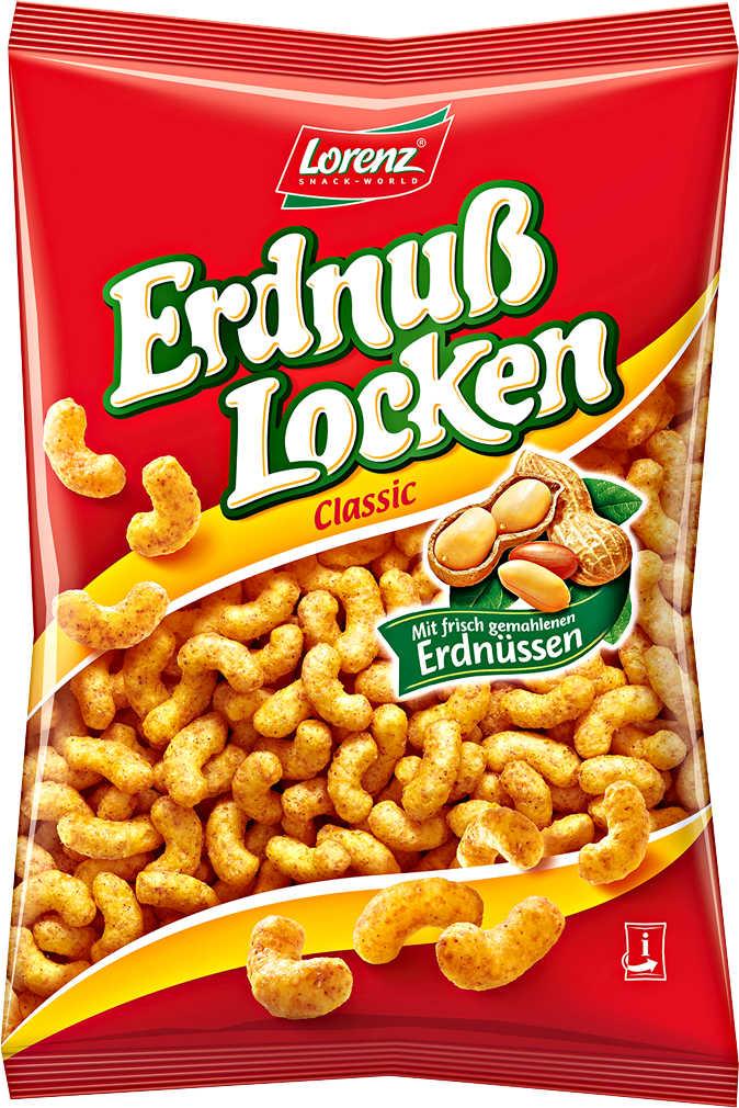 Abbildung des Angebots LORENZ Erdnuss-Locken