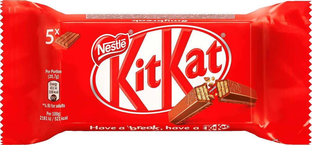 Abbildung des Angebots NESTLÉ Kitkat oder Lion