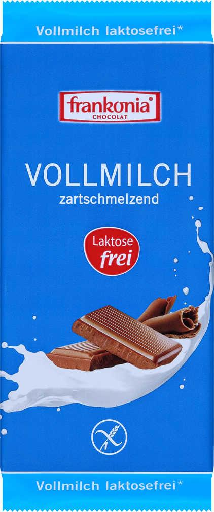 Abbildung des Angebots FRANKONIA Schokolade laktosefrei