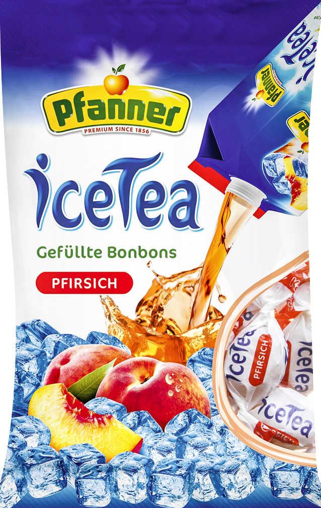 Abbildung des Angebots PFANNER Ice-Tea-Bonbons