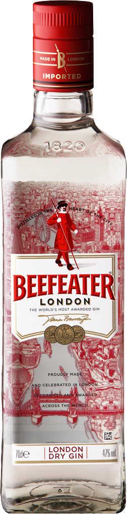 Abbildung des Angebots BEEFEATER London Dry Gin