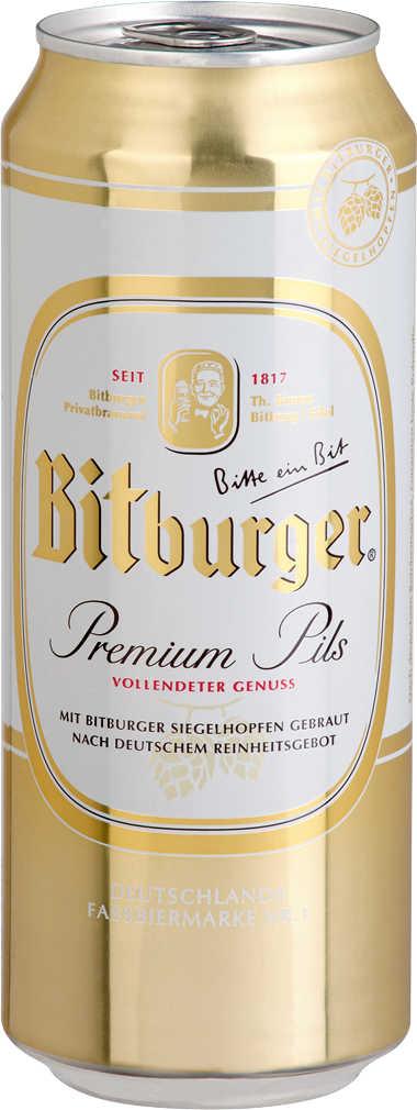 Abbildung des Angebots BITBURGER Premium Pils