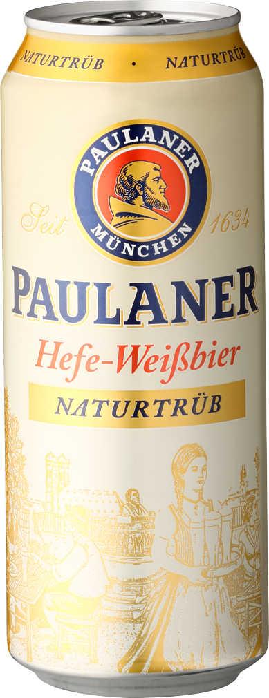 Abbildung des Angebots PAULANER Hefe-Weißbier