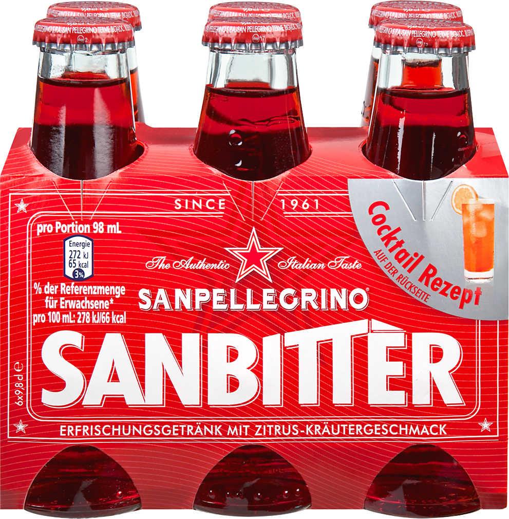 Abbildung des Angebots SANPELLEGRINO Sanbitter