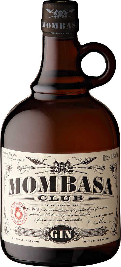 Abbildung des Angebots MOMBASA CLUB London Dry Gin