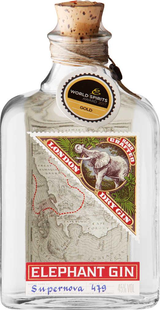 Abbildung des Angebots ELEPHANT London Dry Gin
