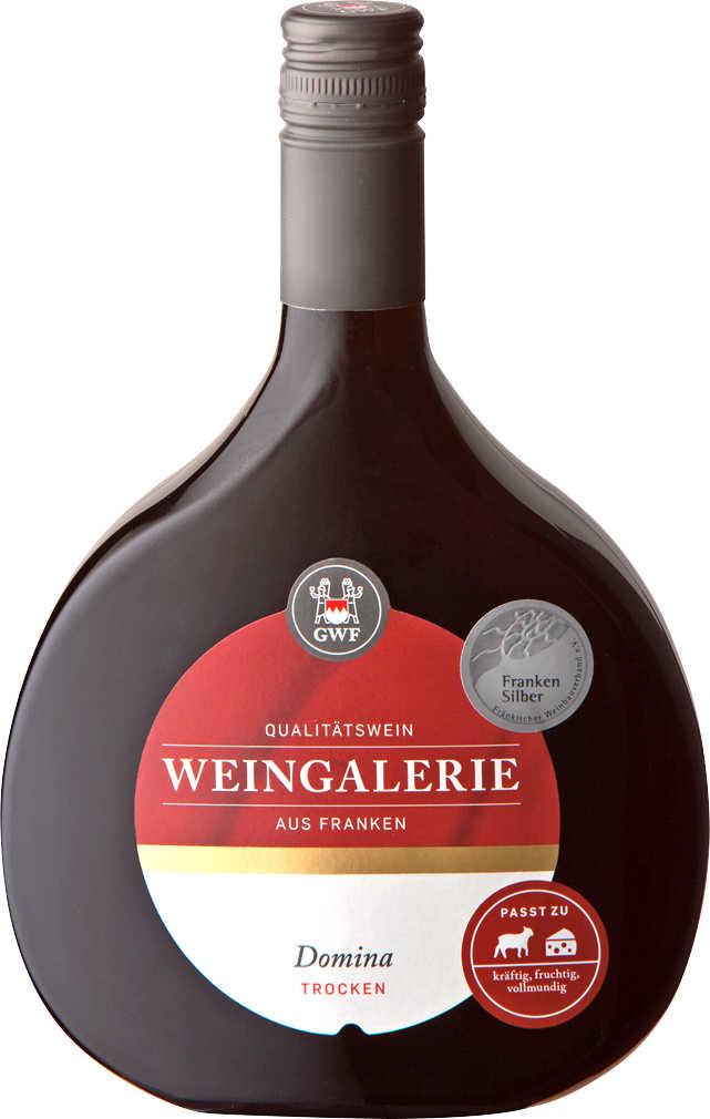 Abbildung des Angebots WINZERGEMEINSCHAFT FRANKEN Weingalerie Domina trocken