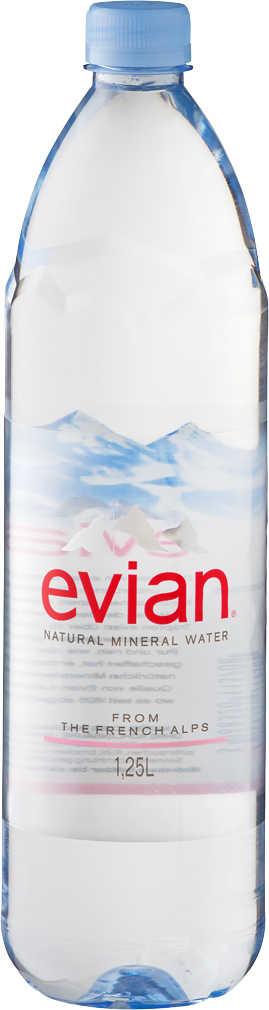 Abbildung des Angebots EVIAN Mineralwasser