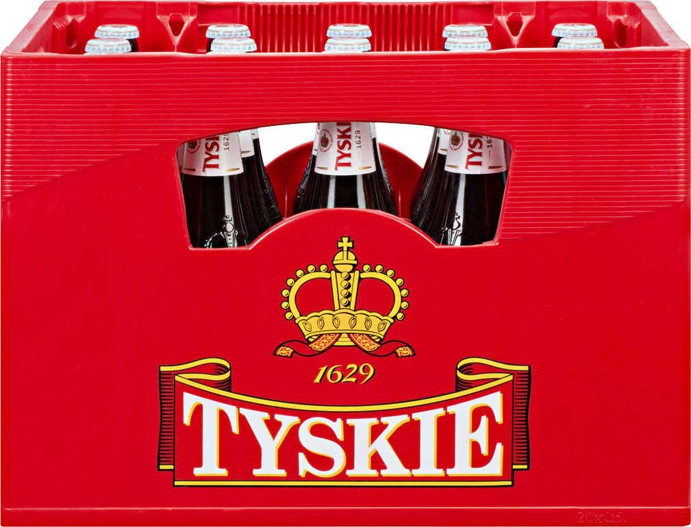Abbildung des Angebots TYSKIE Premium Pils