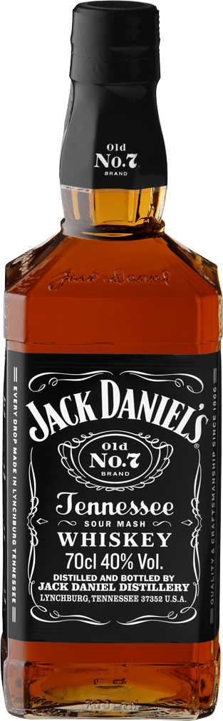 Abbildung des Angebots JACK DANIEL'S Old No. 7 Tennessee-Whiskey