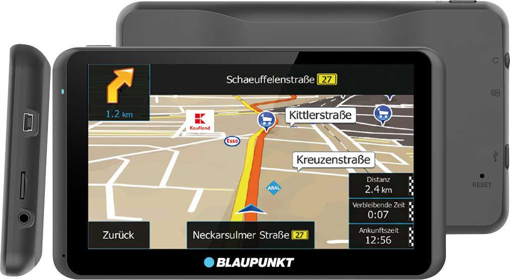 Abbildung des Angebots BLAUPUNKT Navigationsgerät »TP 63 gamma CE LMU«