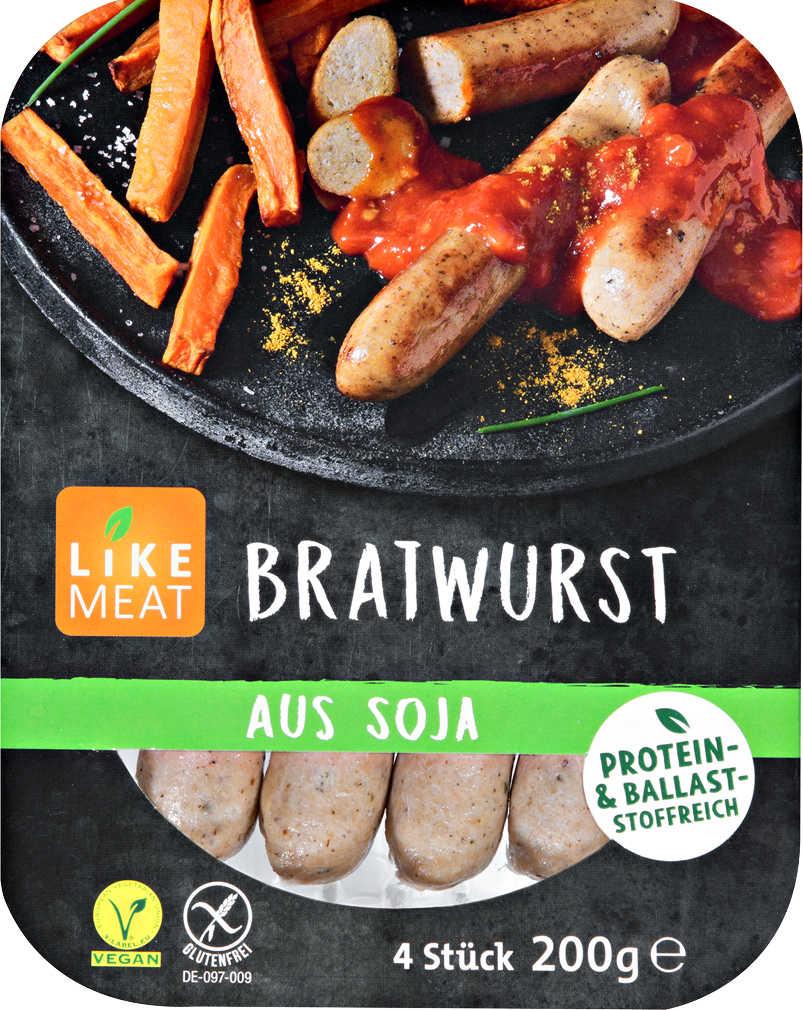 Abbildung des Angebots LIKEMEAT Bratwurst