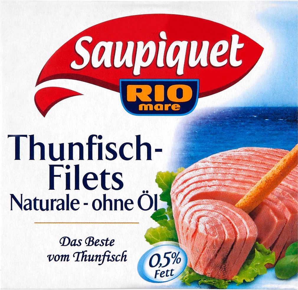 Abbildung des Angebots SAUPIQUET Thunfisch-Filets
