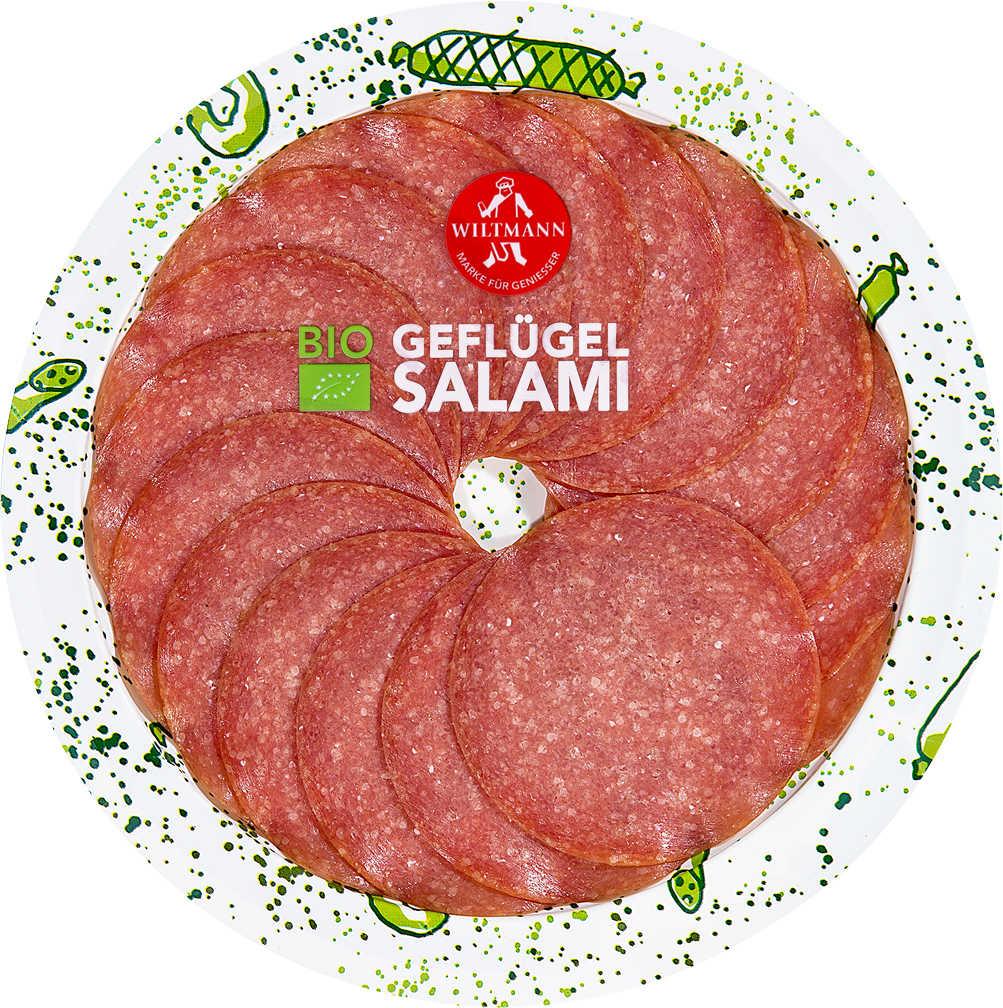 Abbildung des Angebots WILTMANN Bio-Salami