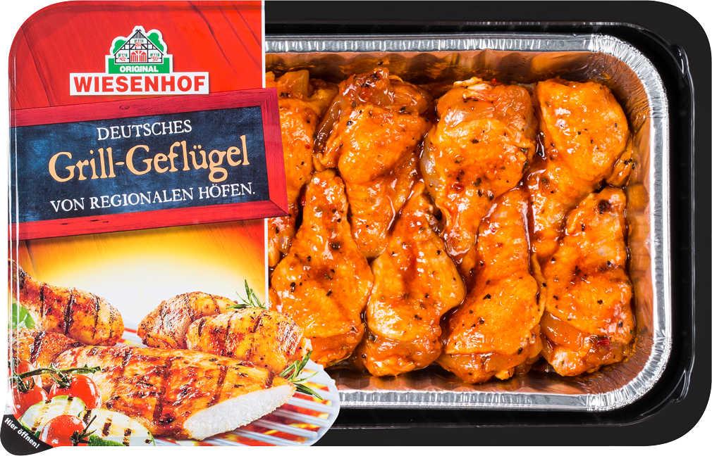 Abbildung des Angebots WIESENHOF Gourmet-Hähnchen-Wings Piri Piri
