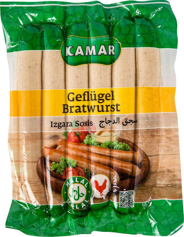 Abbildung des Angebots KAMAR Geflügelbratwurst