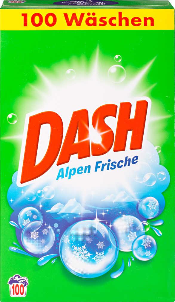 Abbildung des Angebots DASH Voll- oder Colorwaschmittel