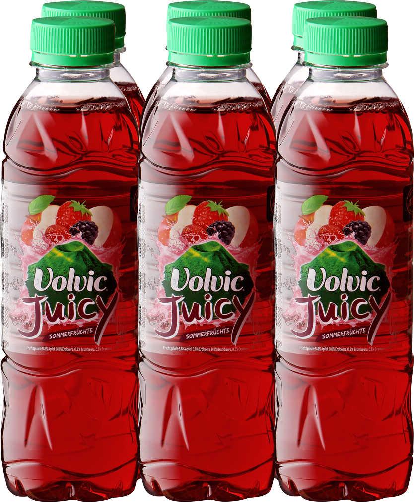 Abbildung des Angebots VOLVIC Juicy Erfrischungsgetränk