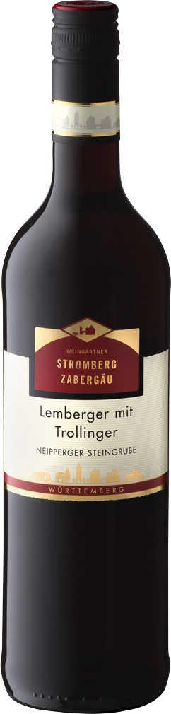 Abbildung des Angebots WEINKELLER BRACKENHEIM Neipperger Steingrube Lemberger-Trollinger