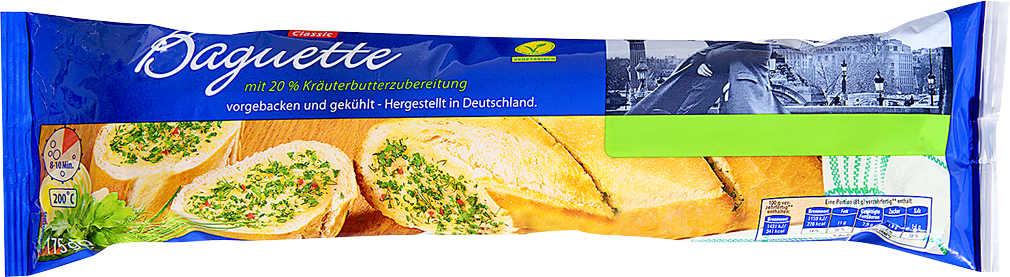 Abbildung des Angebots K-CLASSIC Baguettes