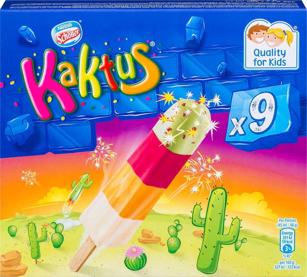 Abbildung des Angebots NESTLÉ SCHÖLLER Kaktus Eis oder Big Sandwich