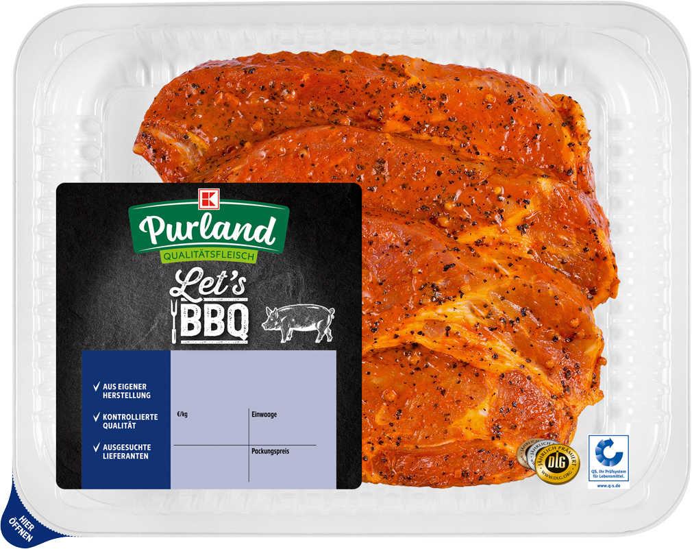 Abbildung des Angebots Steak Côte d´Azur aus der Schweinehüfte mediterran gewürzt, 3 Stück