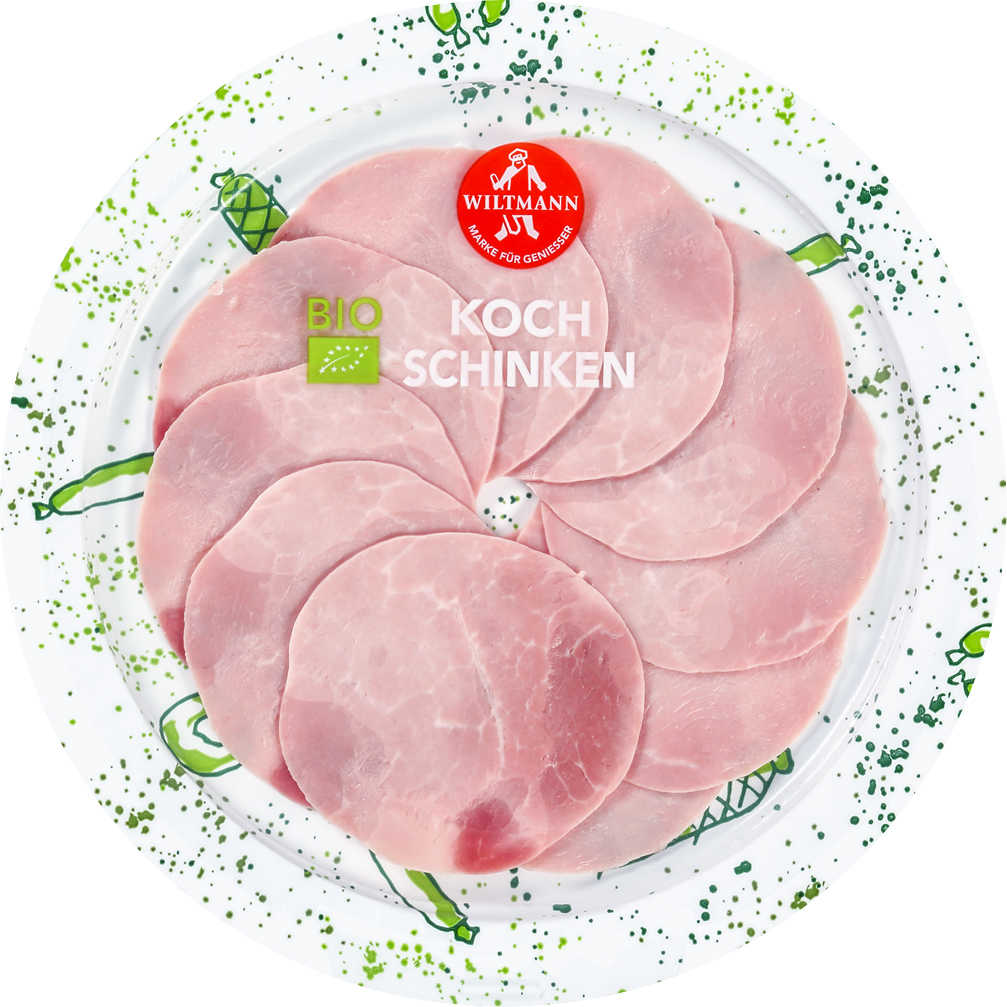 Abbildung des Angebots WILTMANN Bio-Kochschinken