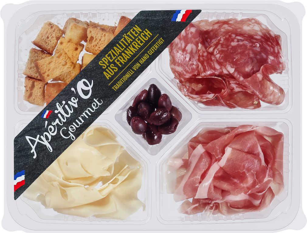 Abbildung des Angebots APÉRITIV'O GOURMET Spezialitäten aus Frankreich