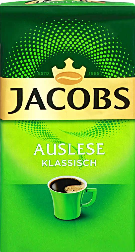 Abbildung des Angebots JACOBS Auslese Klassisch oder Mild & Sanft