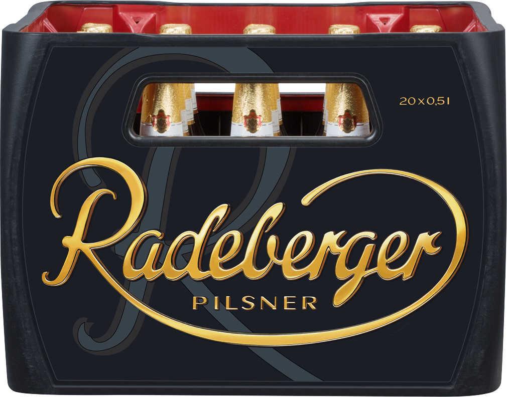 Abbildung des Angebots RADEBERGER Pilsner
