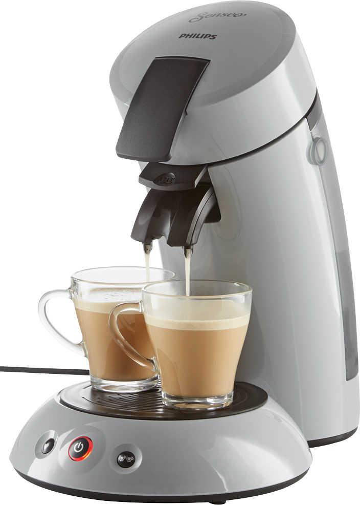 Abbildung des Angebots PHILIPS SENSEO® Kaffeepadmaschine »HD6553/70«
