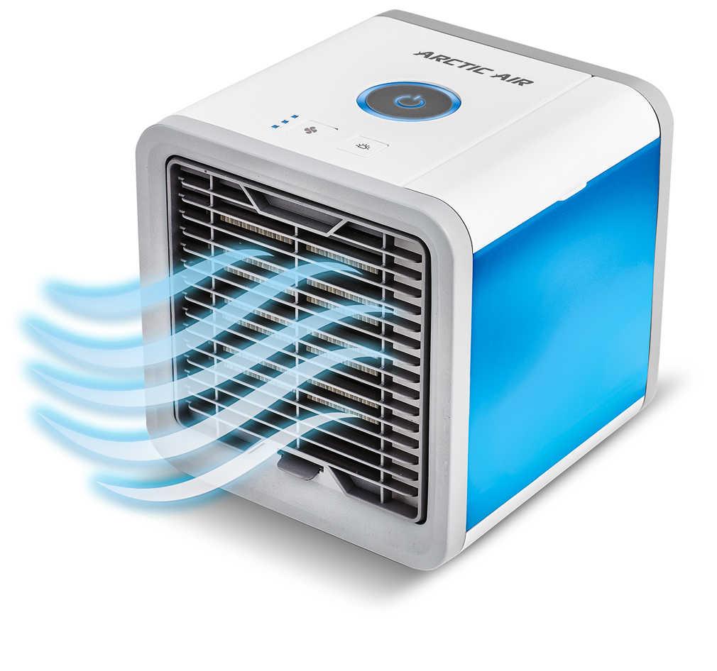 Abbildung des Angebots MEDIA SHOP Mobiles Verdunstungs- Klimagerät »ARCTIC AIR«