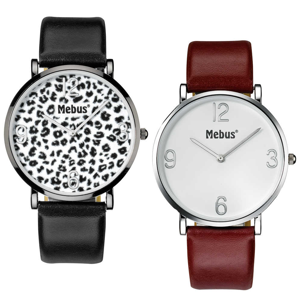 Abbildung des Angebots MEBUS Damen-Armbanduhr