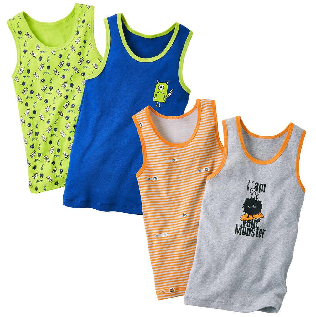 Abbildung des Angebots KUNIBOO Kinder-Unterhemden