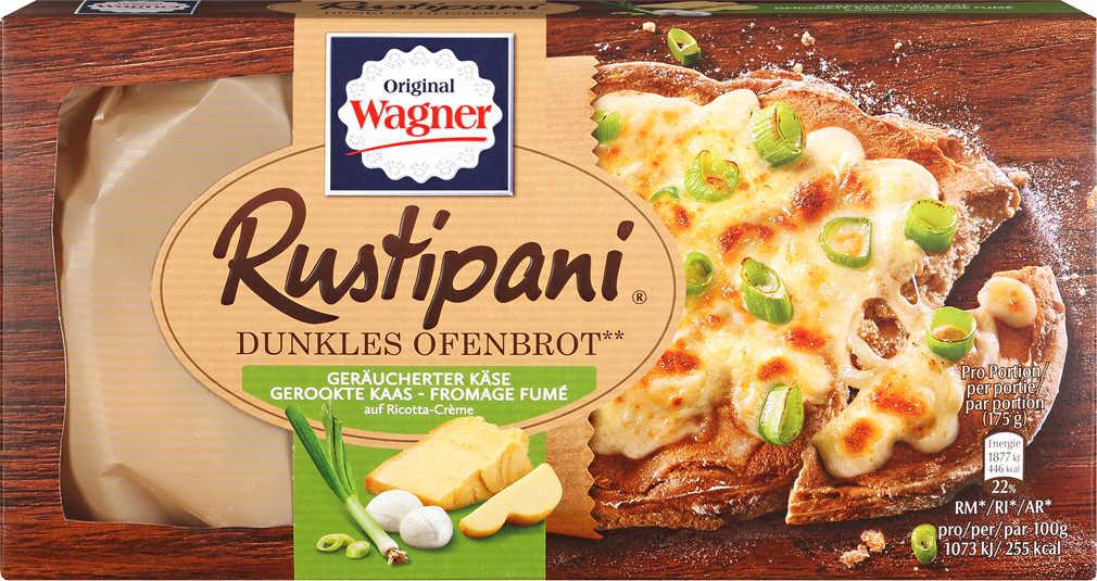 Abbildung des Angebots ORIGINAL WAGNER Rustipani oder BäckerKrusteORIGINAL WAGNER Rustipani oder BäckerKruste