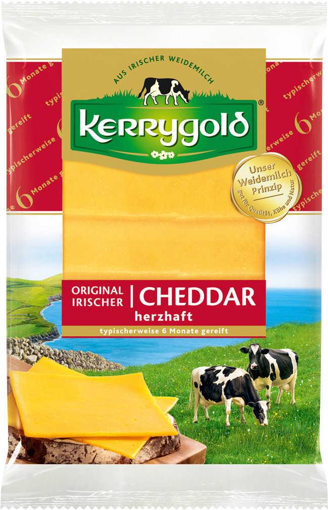 Abbildung des Angebots KERRYGOLD Cheddar oder Butterkäse