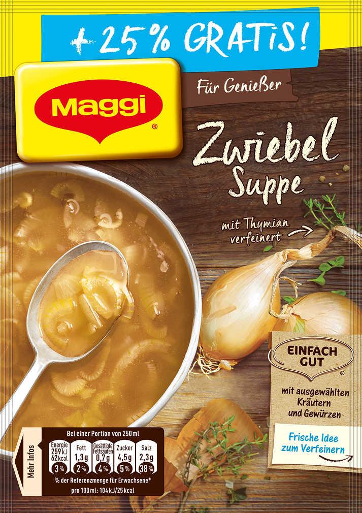 Abbildung des Angebots MAGGI Für Genießer Suppe