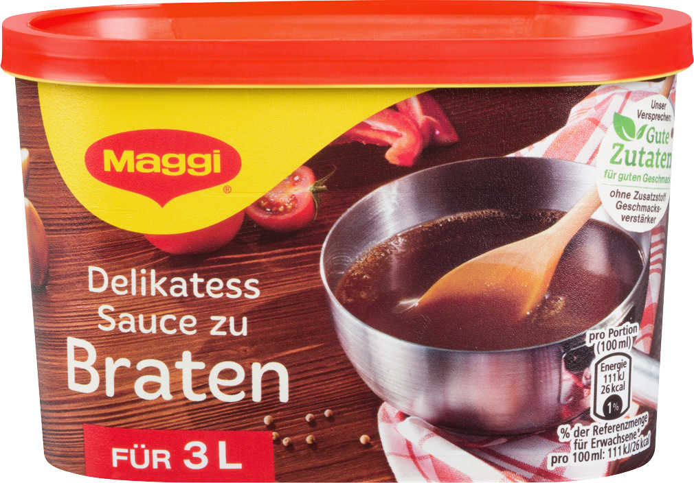 Abbildung des Angebots MAGGI Delikatess Soße zu Braten