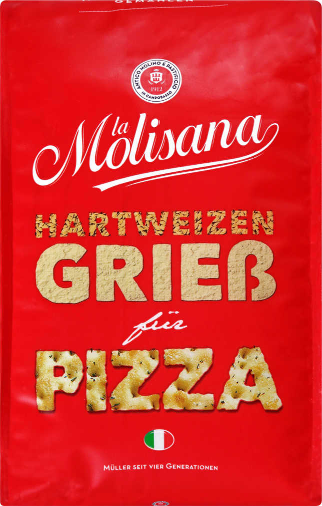 Abbildung des Angebots LA MOLISANA Hartzweizengrieß