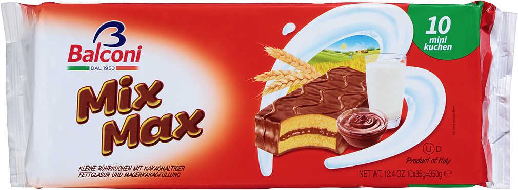 Abbildung des Angebots BALCONI Mix Max