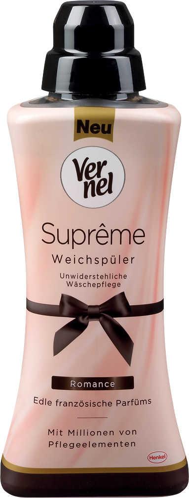 Abbildung des Angebots VERNEL Suprême oder Soft & Oils Weichspüler