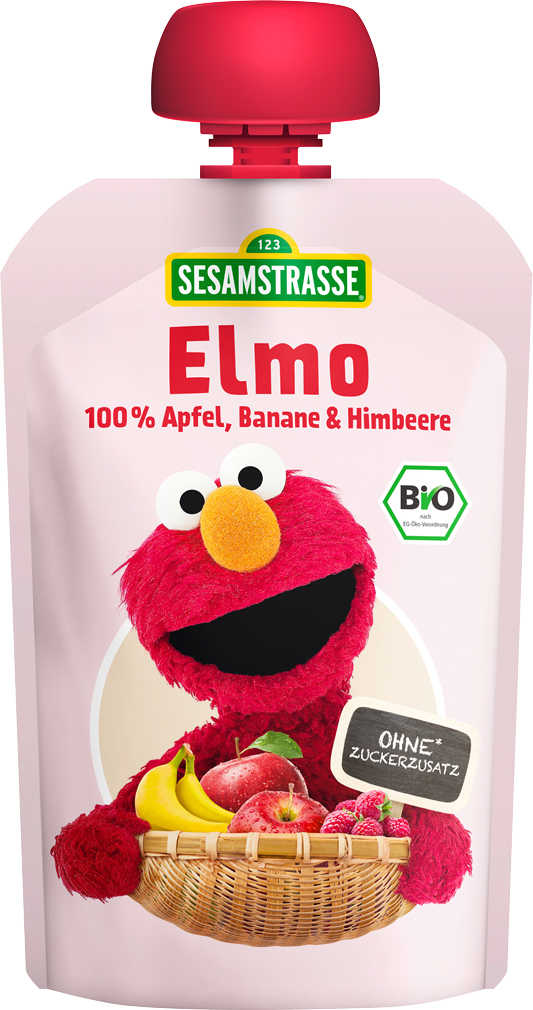 Abbildung des Angebots SESAMSTRASSE Bio-Frucht-Mix