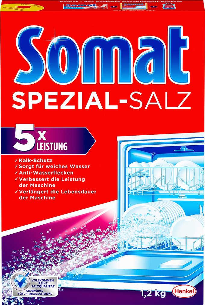 Abbildung des Angebots SOMAT Spezial-Salz für die Geschirrspülmaschine